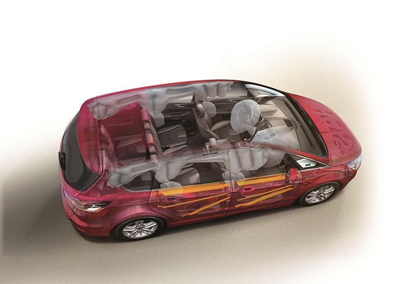 В Euro NCAP оцінили S-MAX і Galaxy - офіційний представник Winner в Україні