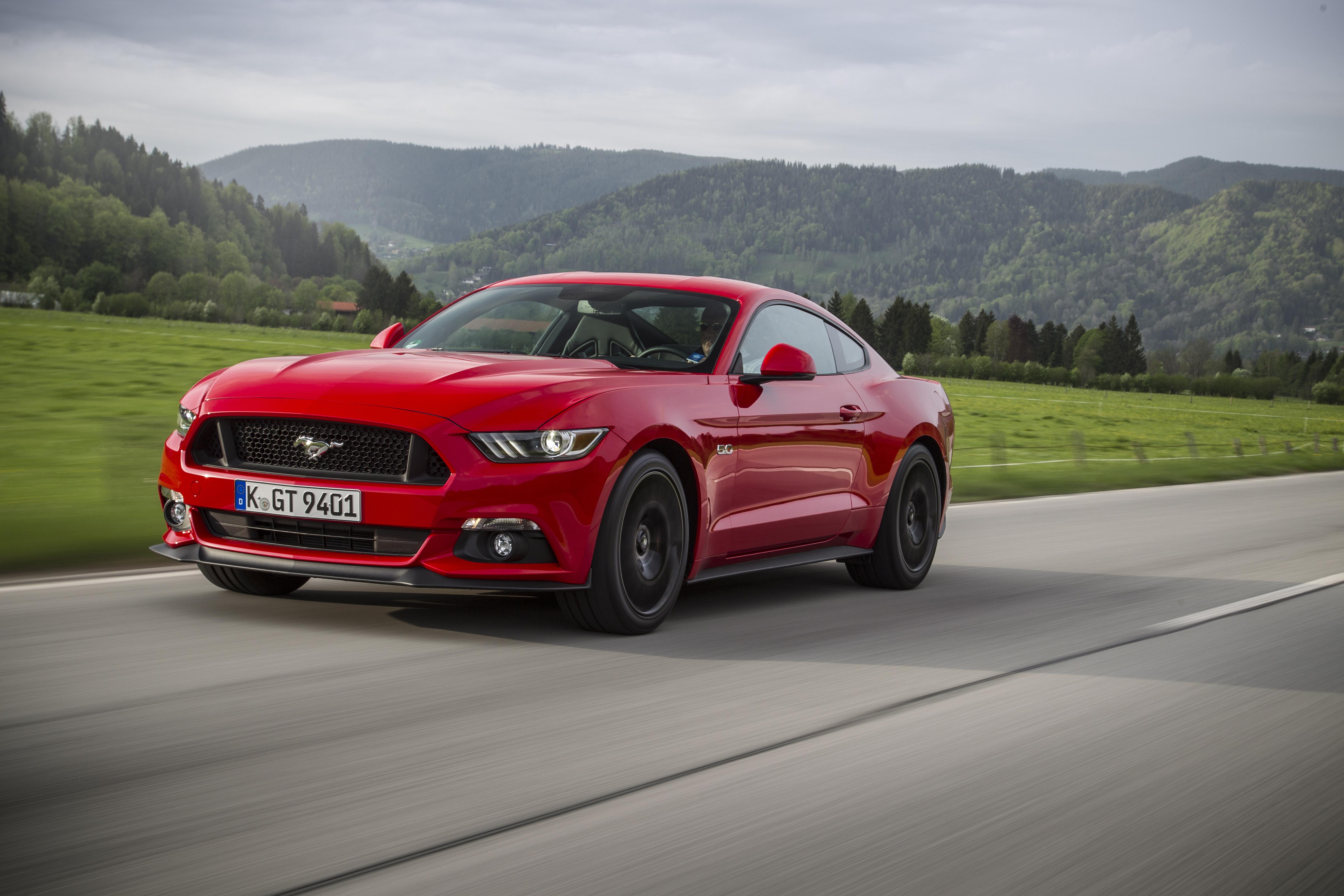 Ford Mustang - cвітовий бестселер - офіційний представник Winner в Україні