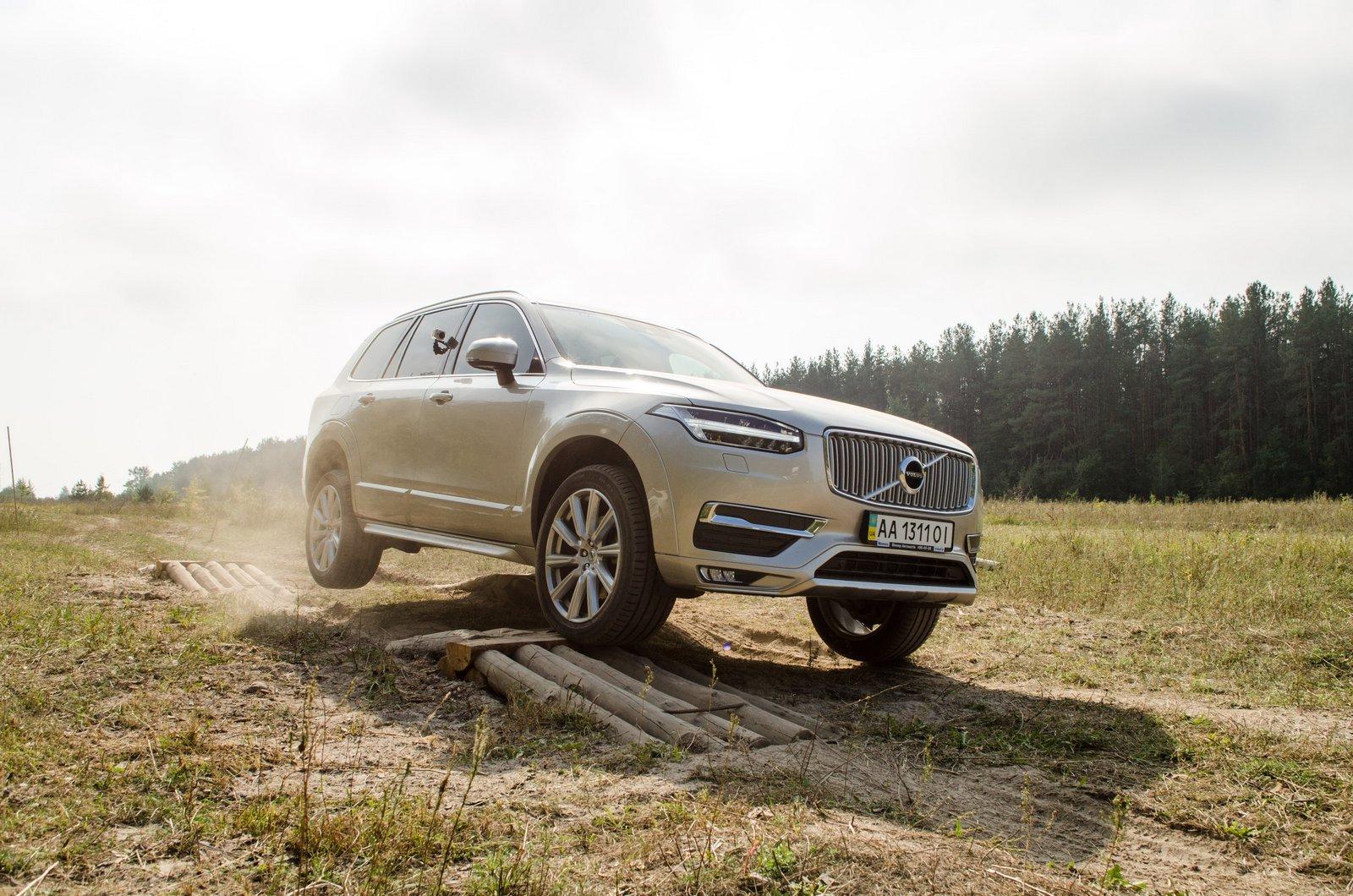 Volvo Off-Road Show 2015 у заміському комплексі Ранчо Болівар - офіційний представник Winner в Україні