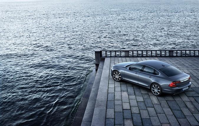 Преміальні седани від VOLVO CARS - прем'єра довгоочікуваного VOLVO S90 - офіційний представник Winner в Україні