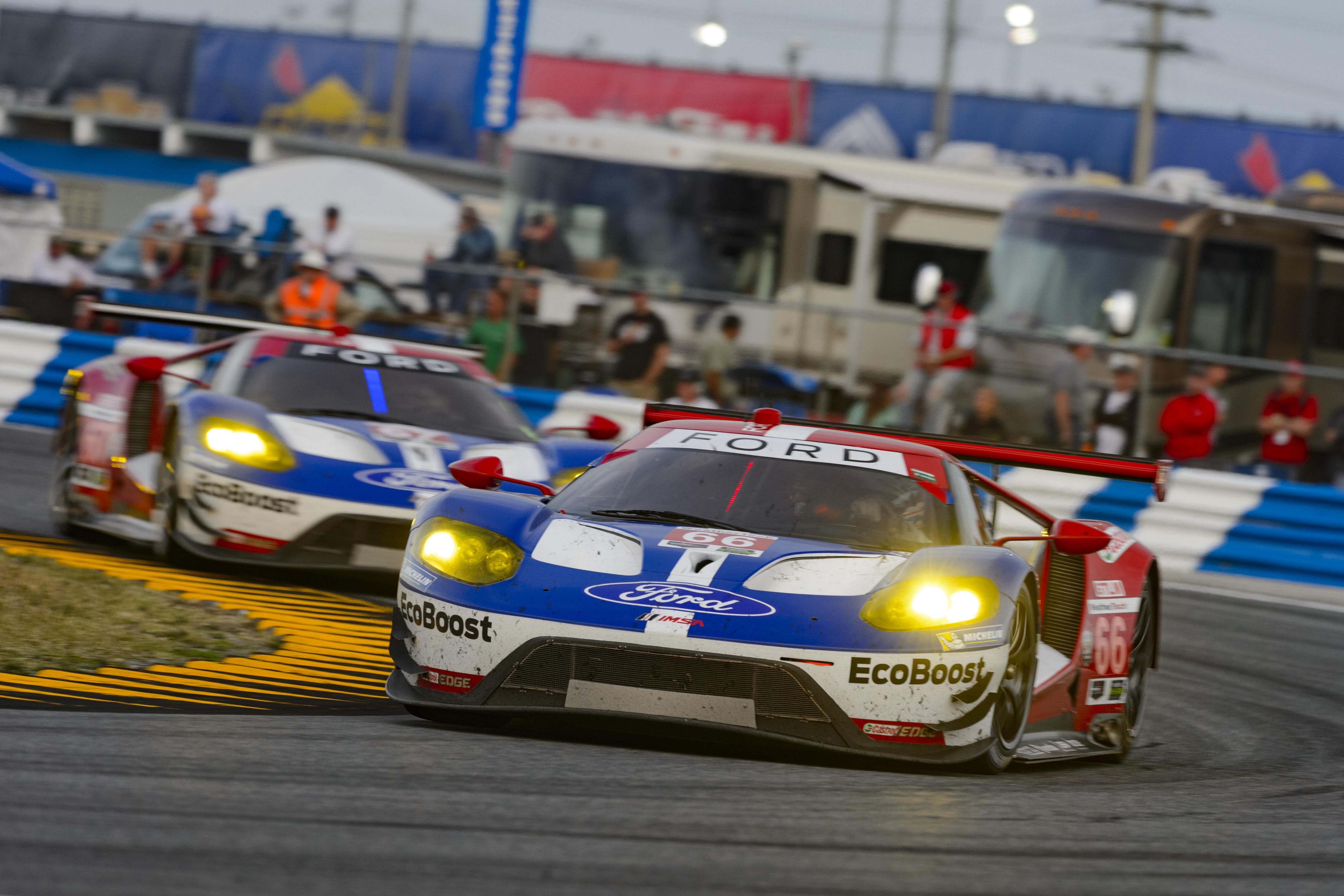 4 автомобілі Ford GT візьмуть участь у гонках Ле-Мана - офіційний представник Winner в Україні