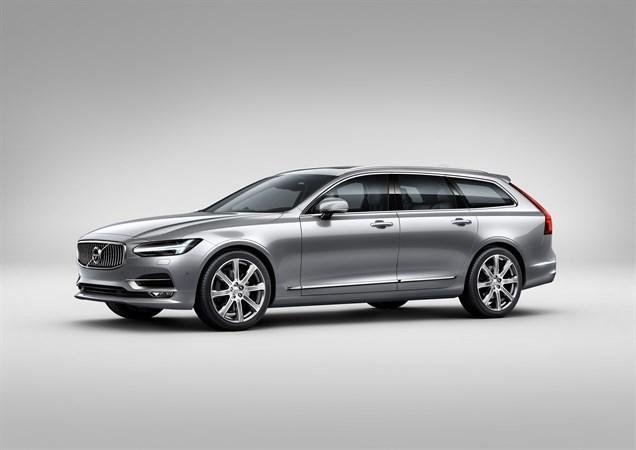 Volvo V90 - ідеальне поєднання стилю, практичності і комфорту - офіційний представник Winner в Україні