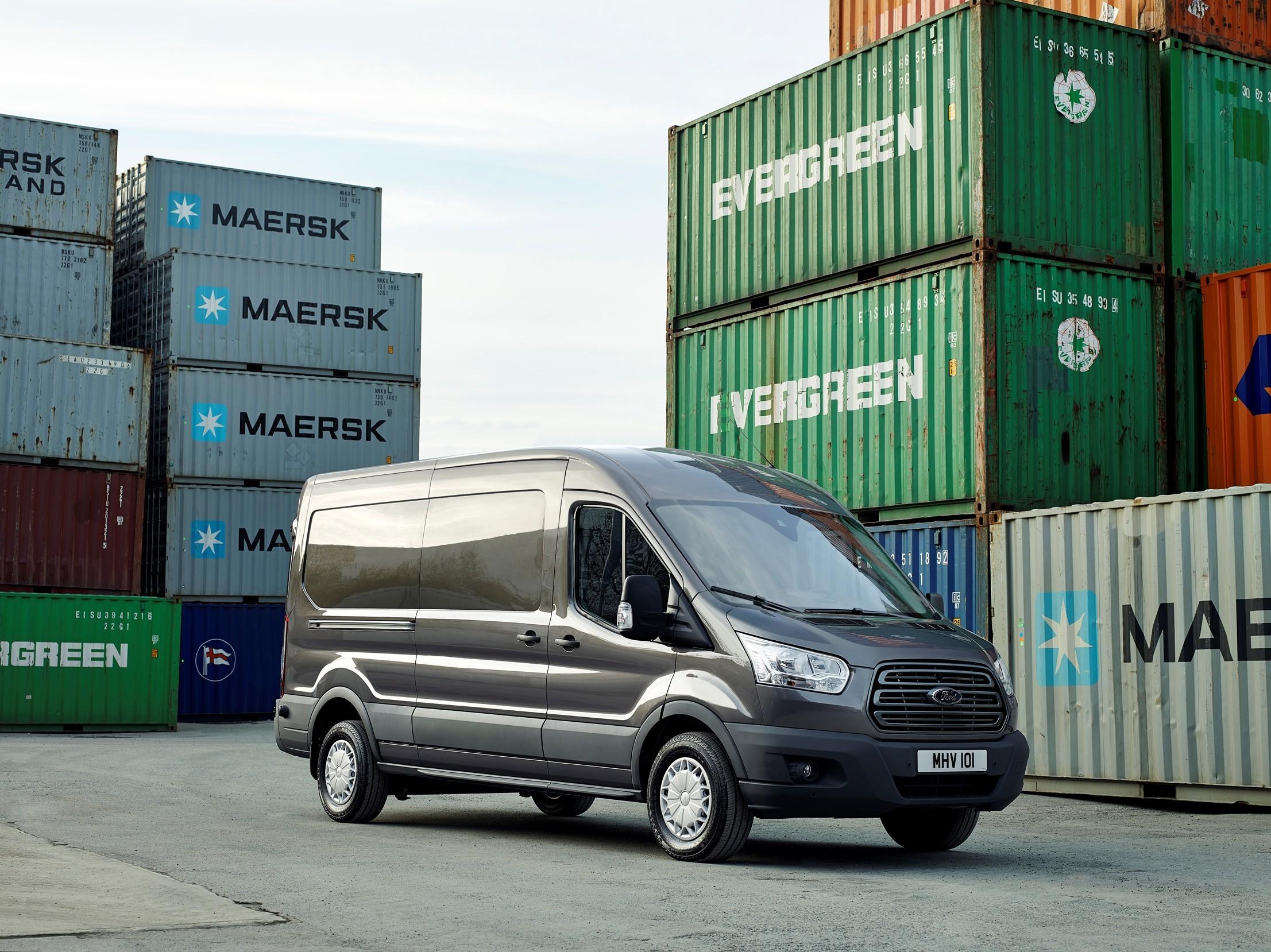 Ford Transit став лідером продажів на європейському ринку - офіційний представник Winner в Україні