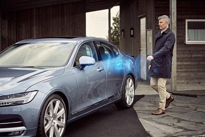 Volvo випустить автомобілі з цифровим ключем - офіційний представник Winner в Україні
