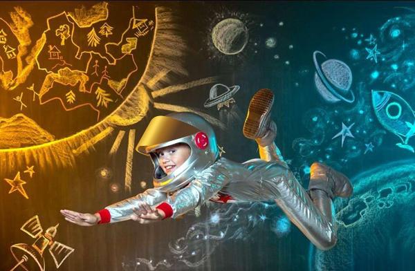 Запрошуємо Вас та Ваших дітей на дитячий майстер-клас «Космічна подорож» - офіційний представник Winner в Україні