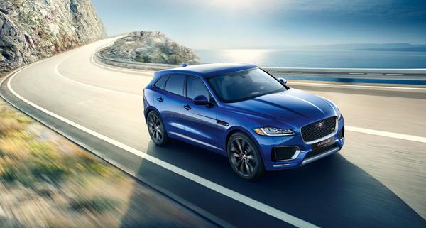 Презентація абсолютно нового Jaguar F-PACE - офіційний представник Winner в Україні