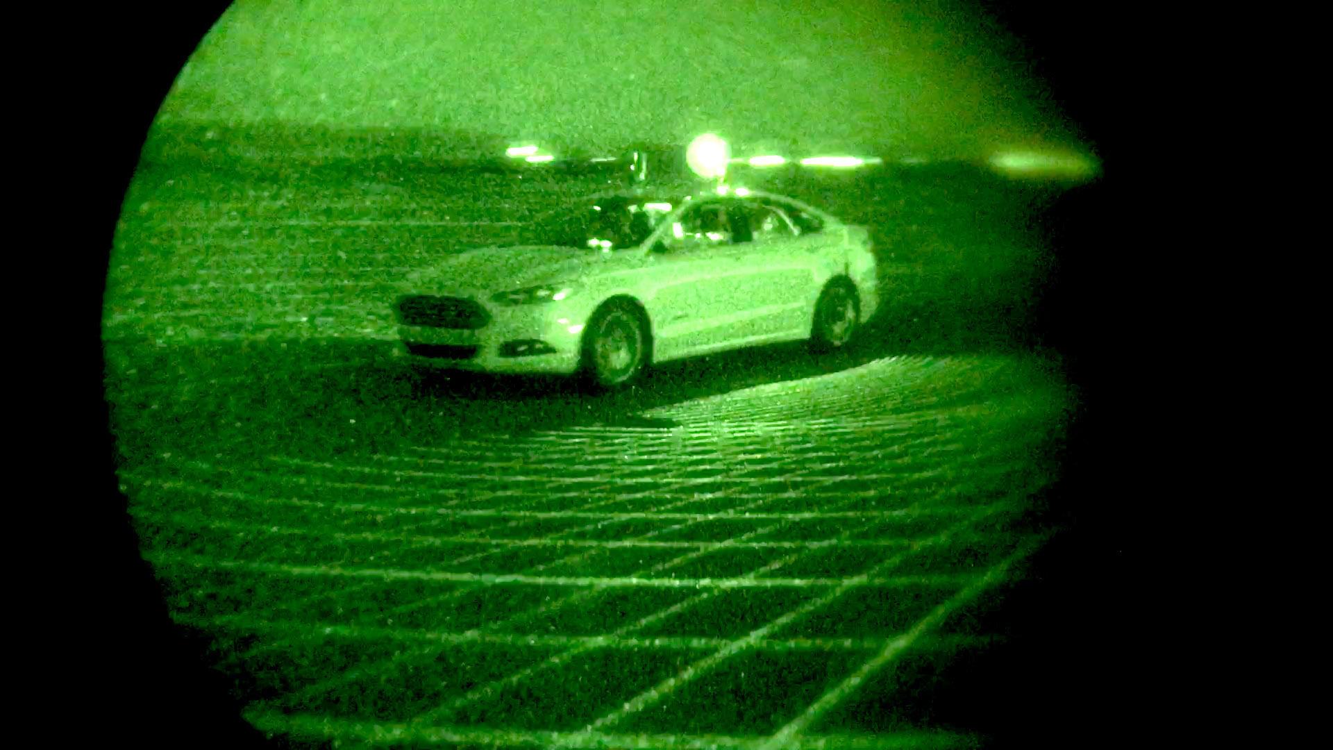 Тестовий безпілотний Ford успішно пройшов нічні випробування - офіційний представник Winner в Україні