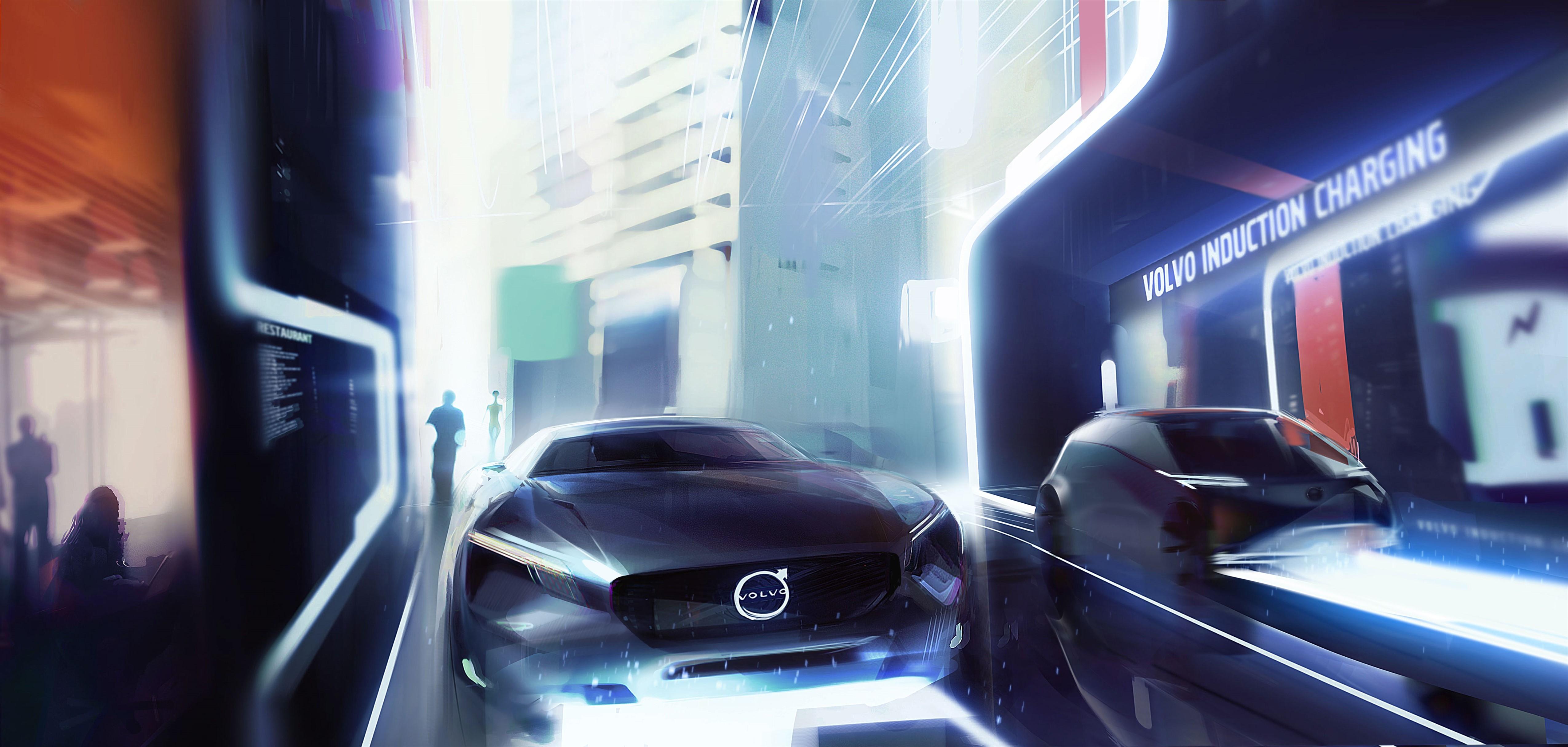 Volvo планує створити єдиний стандарт для зарядки електромобілів - офіційний представник Winner в Україні
