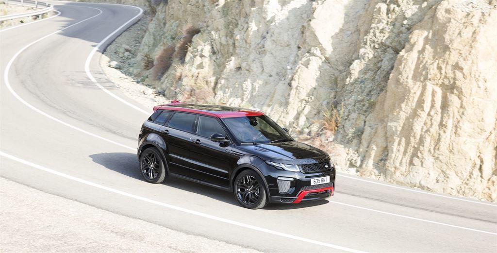 Land Rover випустить нові комплектації Range Rover Evoque - офіційний представник Winner в Україні