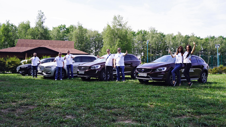 Пригоди на трасі та поза нею разом з Volvo - офіційний представник Winner в Україні
