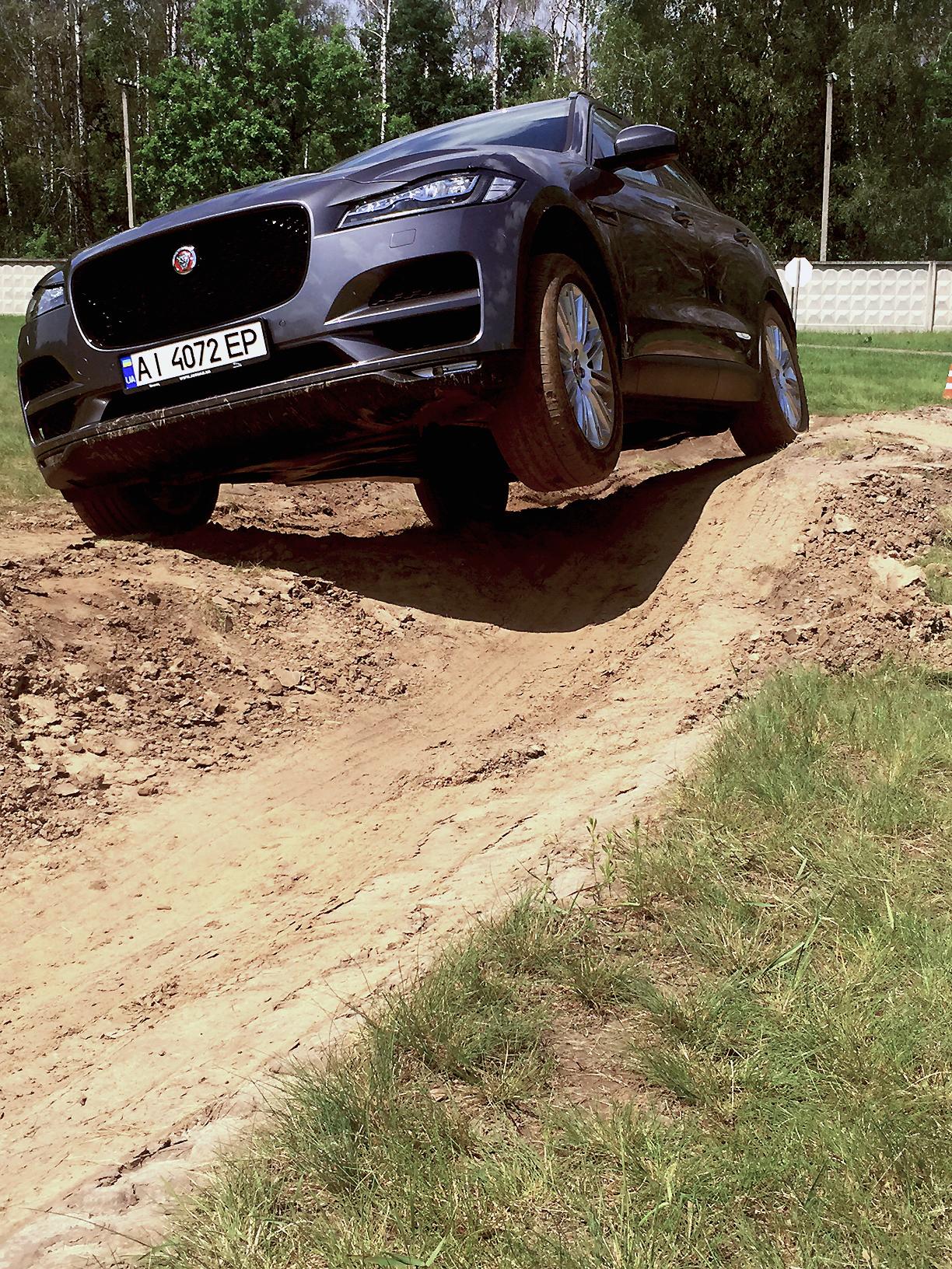 Яскравий тест-драйв разом з Jaguar Land Rover - офіційний представник Winner в Україні