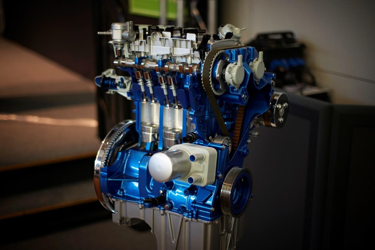 EcoBoost Ford черговий раз перемагає на конкурсі двигунів - офіційний представник Winner в Україні