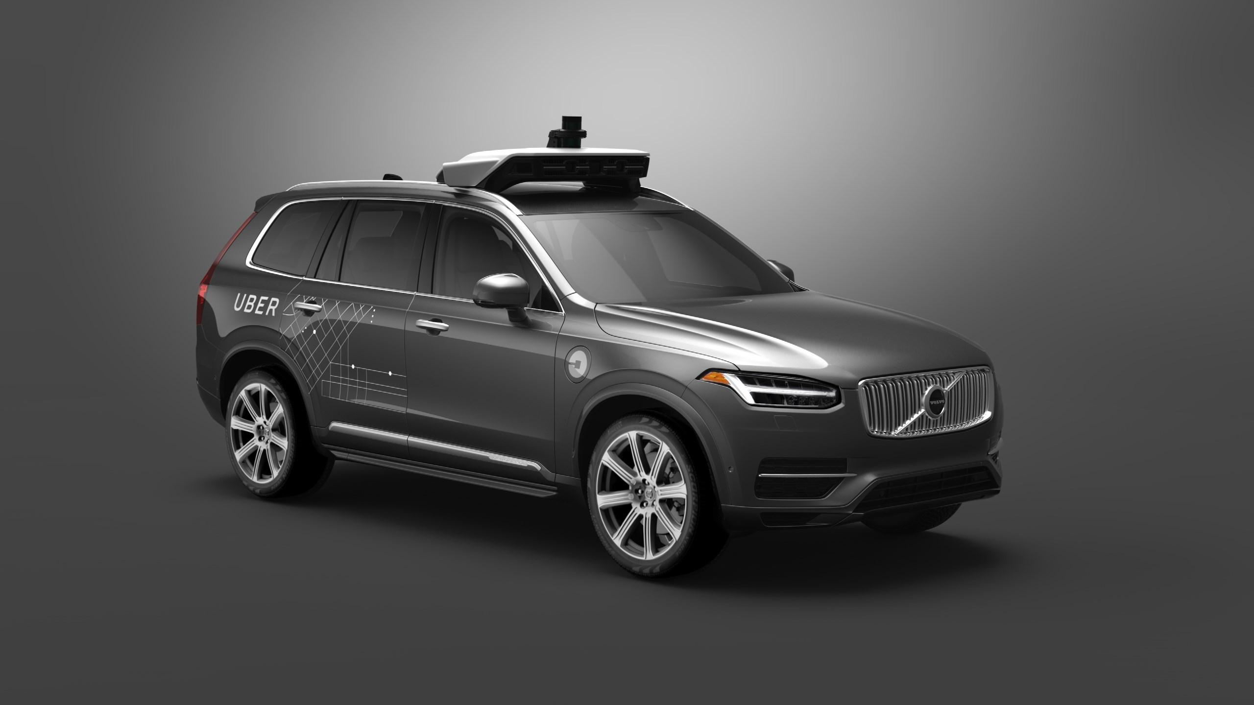 Volvo Cars і Uber розроблять безпілотні автомобілі - офіційний представник Winner в Україні