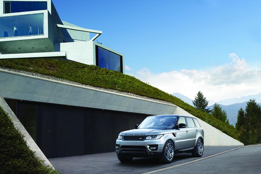 Потужний та сучасний Range Rover Sport 2017 - офіційний представник Winner в Україні