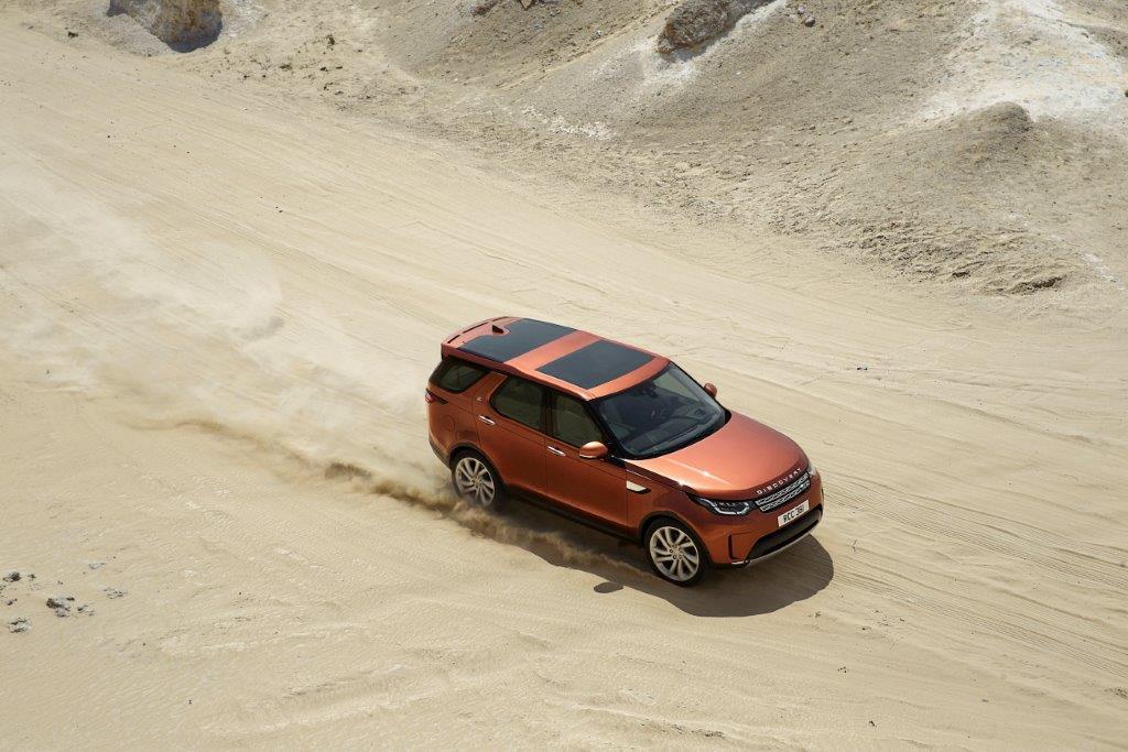 Land Rover представляє новий DISCOVERY - офіційний представник Winner в Україні