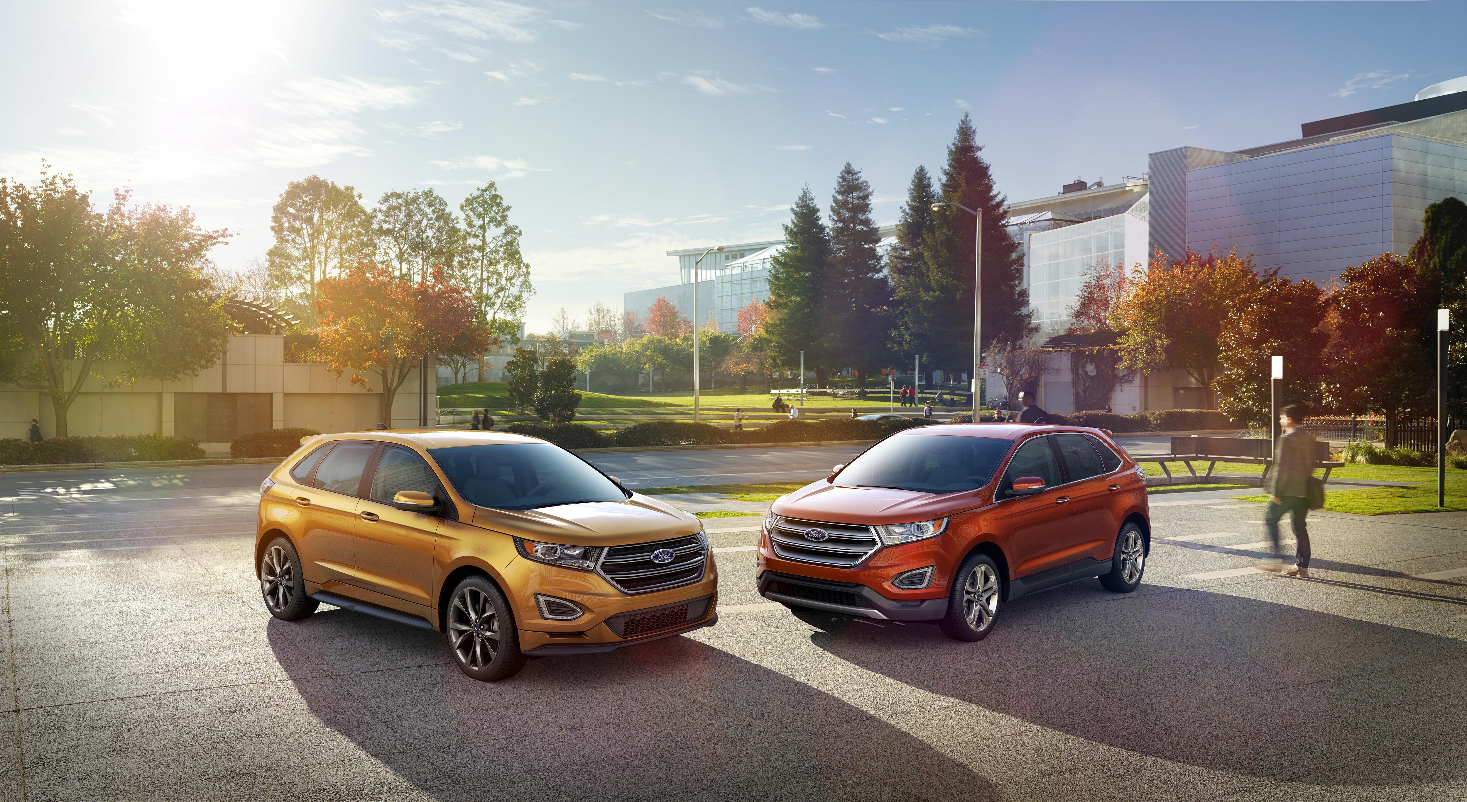 Ford Edge 2-го покоління – тепер в Україні! - офіційний представник Winner в Україні