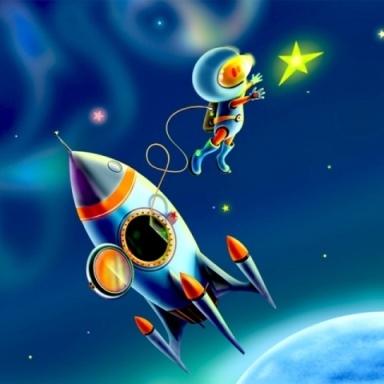 Дитячий майстер-клас «Космічна подорож»  у «Віннер Автомотів» - офіційний представник Winner в Україні
