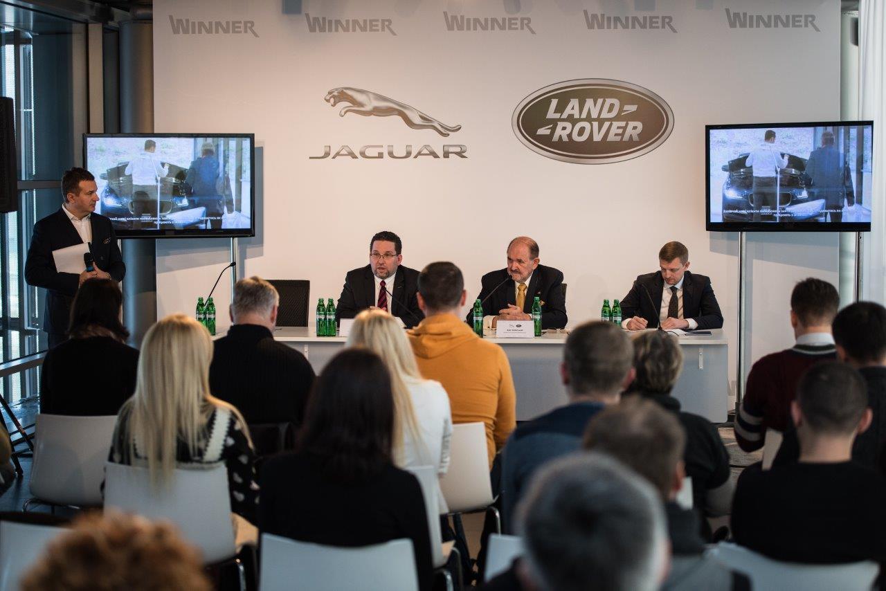 Компанія «ВІННЕР ІМПОРТС УКРАЇНА, ЛТД»  розпочинає будівництво концептуального  дилерского центру JAGUAR LAND ROVER в Україні - офіційний представник Winner в Україні