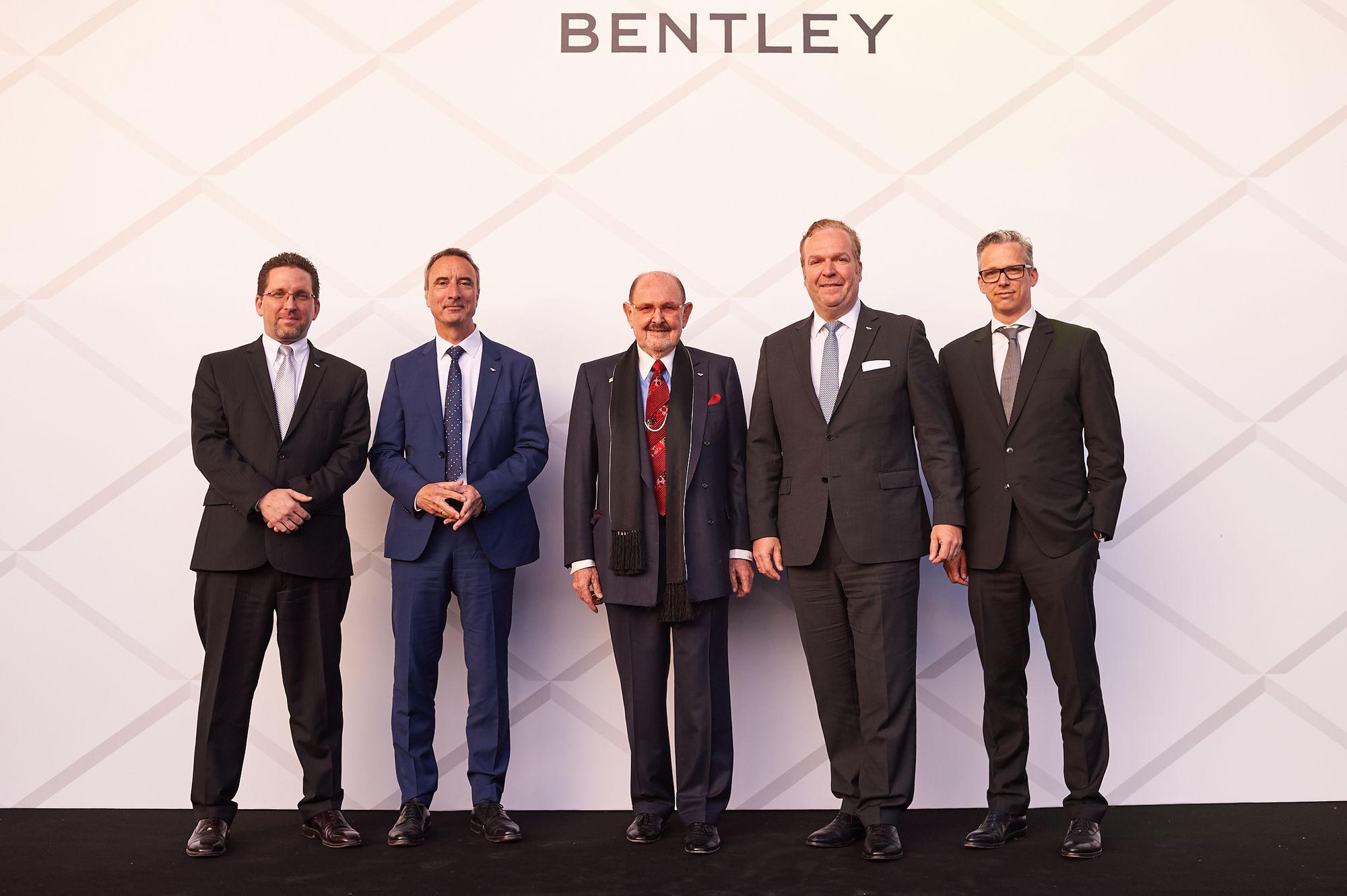 Bentley Motors святкує відкриття нового дилерського центру в Києві - офіційний представник Winner в Україні