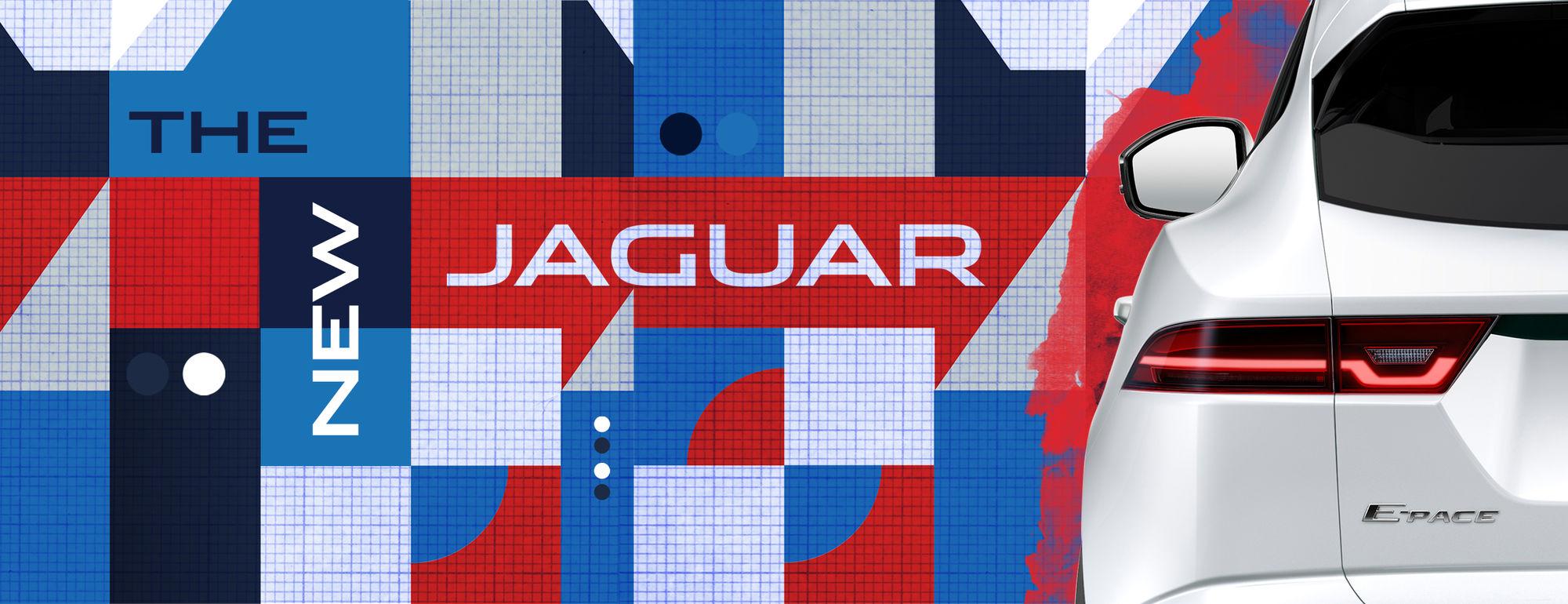 JAGUAR E-PACE: абсолютно новий компактний кросовер від Jaguar - офіційний представник Winner в Україні