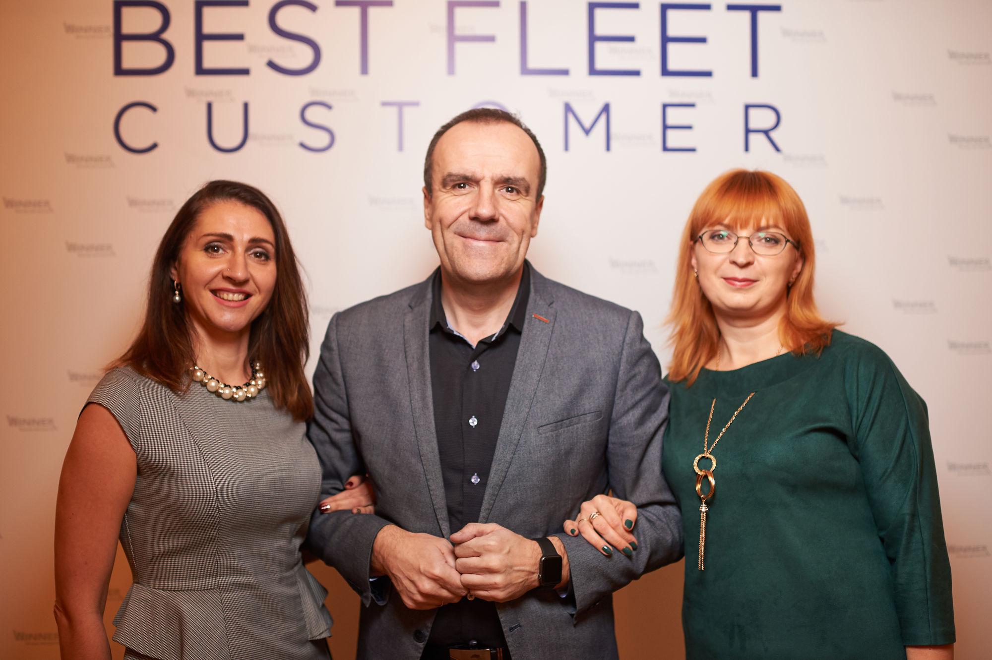 Найкращий корпоративний клієнт «Віннер Автомотів» - офіційний представник Winner в Україні
