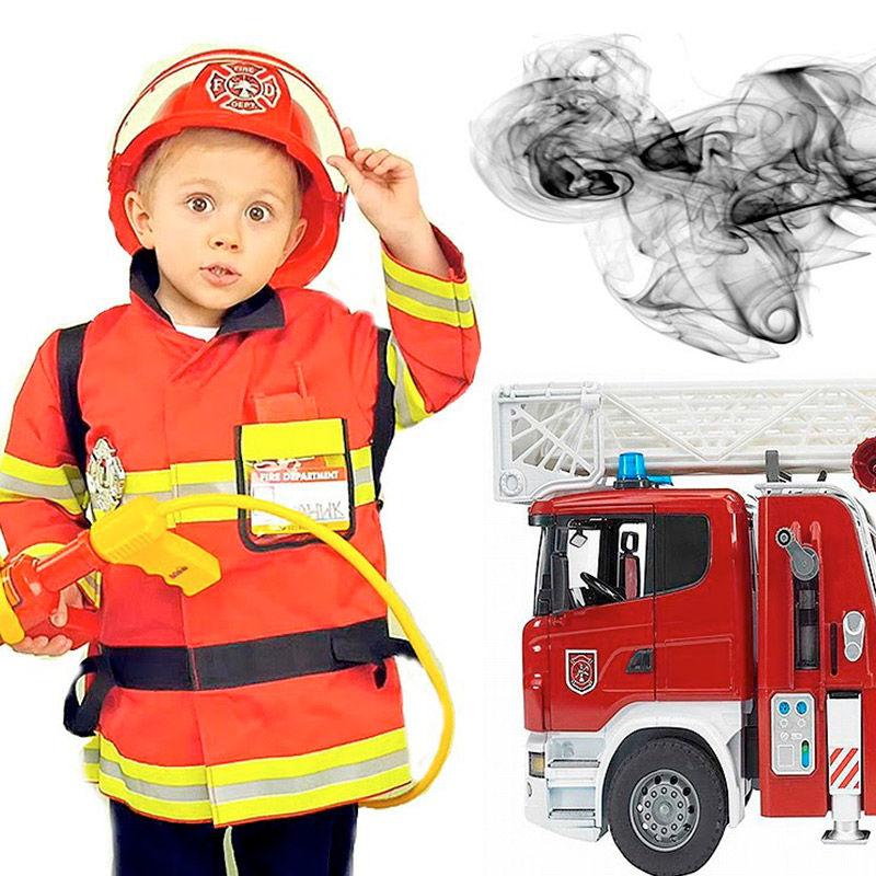 Дитячий майстер-клас «Школа пожежників» - офіційний представник Winner в Україні
