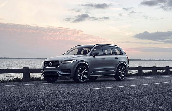 Volvo Cars представили оновлений позашляховик ХС90 - офіційний представник Winner в Україні