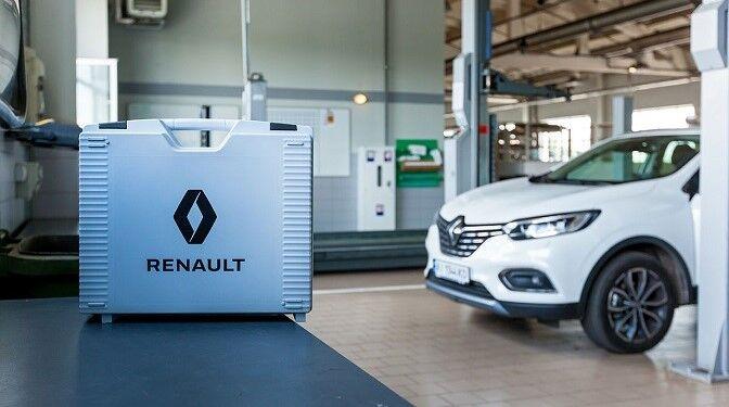 Офіційний сервіс Renault - Winner Оболонь - офіційний представник Winner в Україні